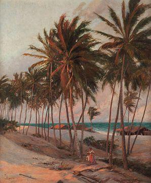 Aurélio Figueiredo~Strand von Fortaleza [Strand in Fortaleza]