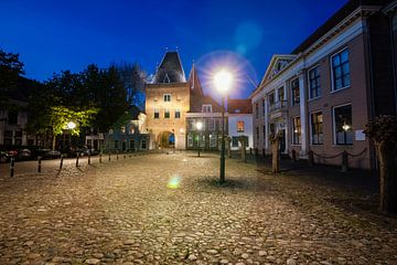 Die monumentale Koornmarktstelle Kampen von Fotografiecor .nl