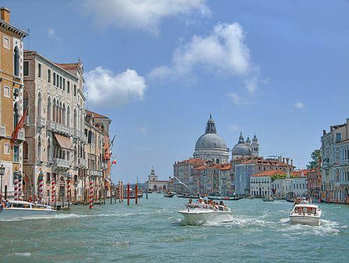 Grand Canal Venetie van