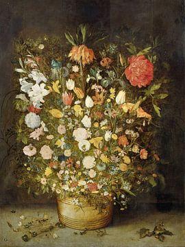 Stillleben mit Blumen, Jan Brueghel