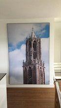 Klantfoto: Utrecht Domtoren van Bart van Eijden