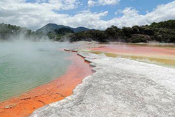 Nieuw Zeeland. New Zealand van Yvonne Balvers