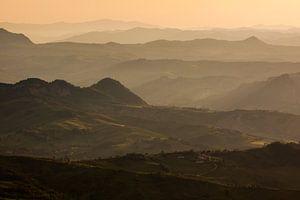 View from San Marino van