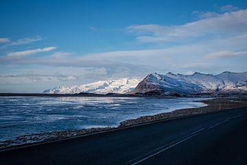 Isländische Berge von Annika Koole