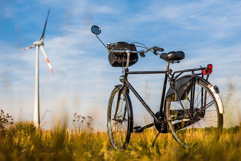 Bicycle van Günter Albers