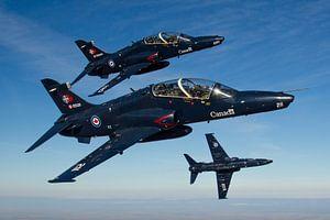 Koninklijke Canadese Luchtmacht CT-155 Hawks van