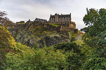Edinburgh Castle von Ruben Swart