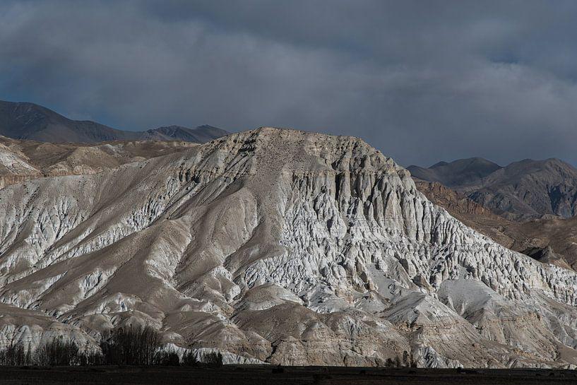 Landschap van de Himalaya in het Tibetaanse koninkrijk Mustang   Nepal van Photolovers reisfotografie