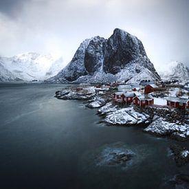 Hamnoy, Lofoten von Sven Broeckx