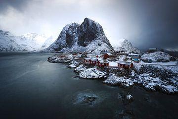 Hamnoy, Lofoten sur Sven Broeckx