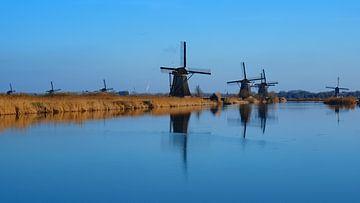 Windmühlen [Panorama 16:9] HD von BHotography