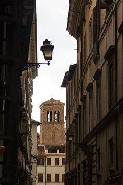 Steeg in Rome von Michel van Kooten