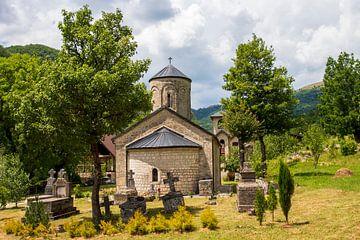 Podmalinsko-Kloster in Montenegro von Antwan Janssen