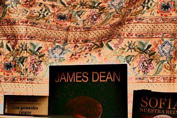 Madrid - James Dean LP van Wout van den Berg