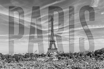PARIS Skyline sur Melanie Viola