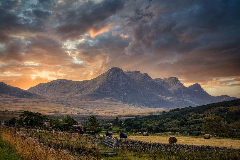 De mooie en ruwe Highlands van Mart Houtman
