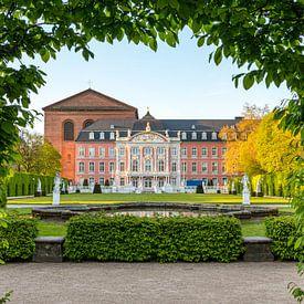 Der Kurfürstliche Palast, Trier (Deutschland) von Martijn Mureau