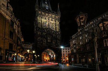La tour à poudre sur Joris Pannemans - Loris Photography