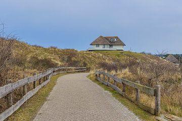 Haus auf Schiermonnikoog sur Robin Hogreve