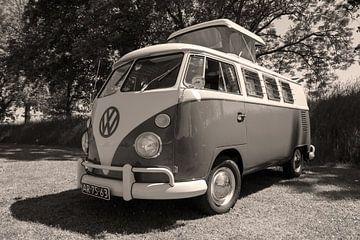 Camperbusje T1 Volkswagen van Jolanda van Eek