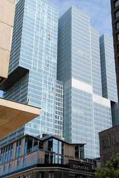 Architectuur in Rotterdam - De Rotterdam sur Georgina Fotografie
