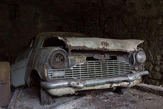 Urbex - Achtergelaten auto