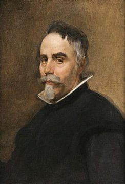 Porträt eines Mannes, Diego Velázquez