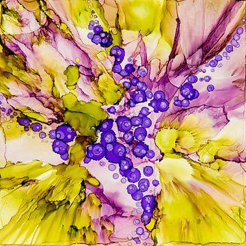 Violetter Tanz von Agnieszka Zietek