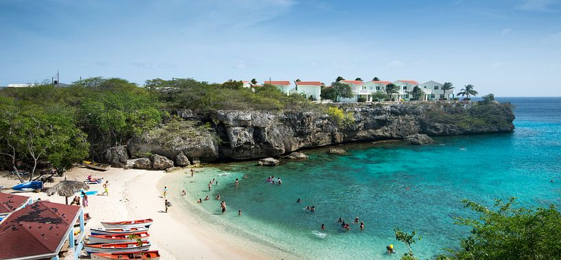 Playa Lagun Curacao van Keesnan Dogger Fotografie