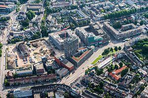 Oudenoord in Utrecht van