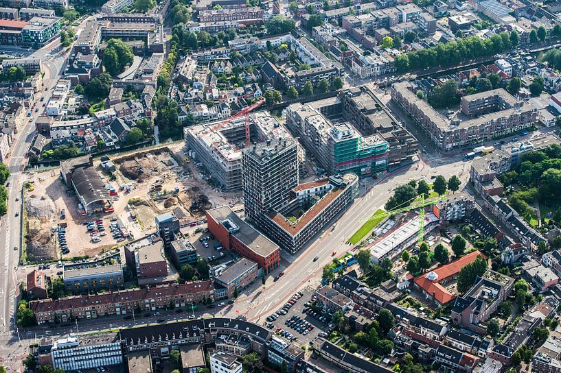 Oudenoord in Utrecht sur De Utrechtse Internet Courant (DUIC)