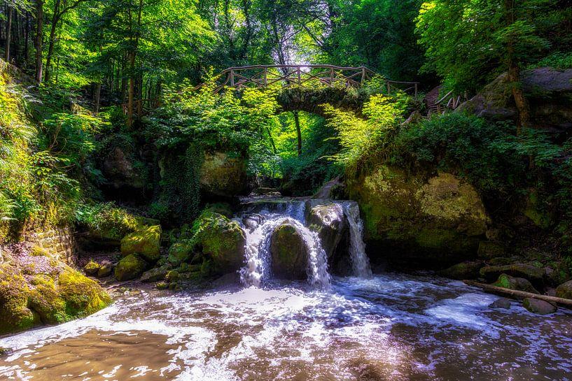 Mullerthal Trail VIII van Marcel Moonen @ MMC Artworks
