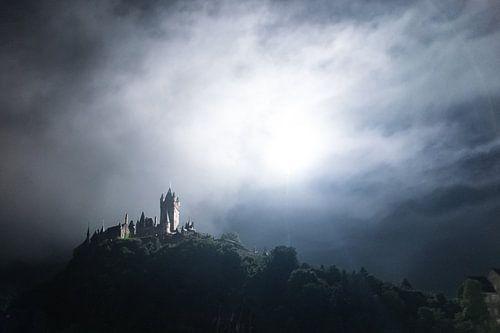 Vuurwerk in Cochem van