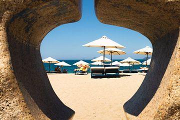 Vue sur la plage de Nha Trang | Photographie de voyage au Vietnam sur Travelaar