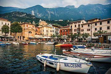 Malcesine - Lake Garda van