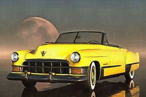 Oldtimer Cadillac Cabriolet