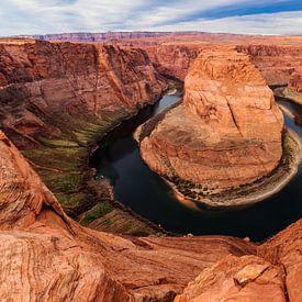 Arizona  Horseshoe Bend von Kurt Krause