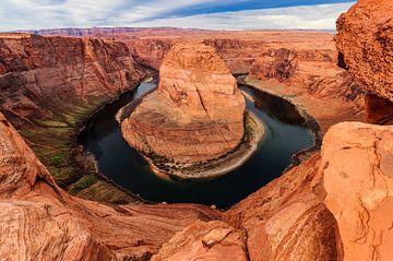 Arizona  Horseshoe Bend van Kurt Krause