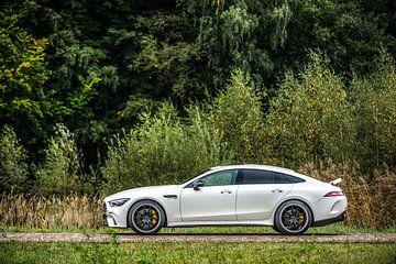 Mercedes-Benz AMG GT 63 4-deurs van Bas Fransen