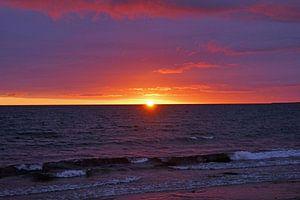 zonsopgang in Nairn