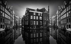 Amsterdam Canal Mirrors van