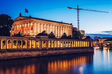 Berlin – Museumsinsel / Alte Nationalgalerie sur Alexander Voss