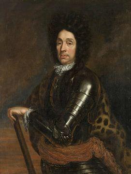 Baron Menno van Coehoorn, Theodoor Netscher