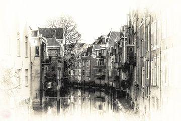 Voorstraat haven Dordrecht von Bert Seinstra