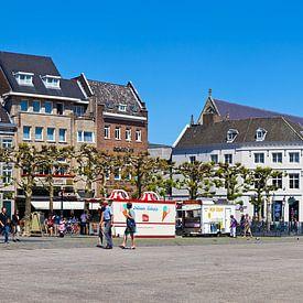 Panorama Vrijthof Maastricht von Anton de Zeeuw