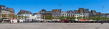 Panorama Vrijthof Maastricht van