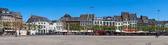 Panorama Vrijthof Maastricht van Anton de Zeeuw