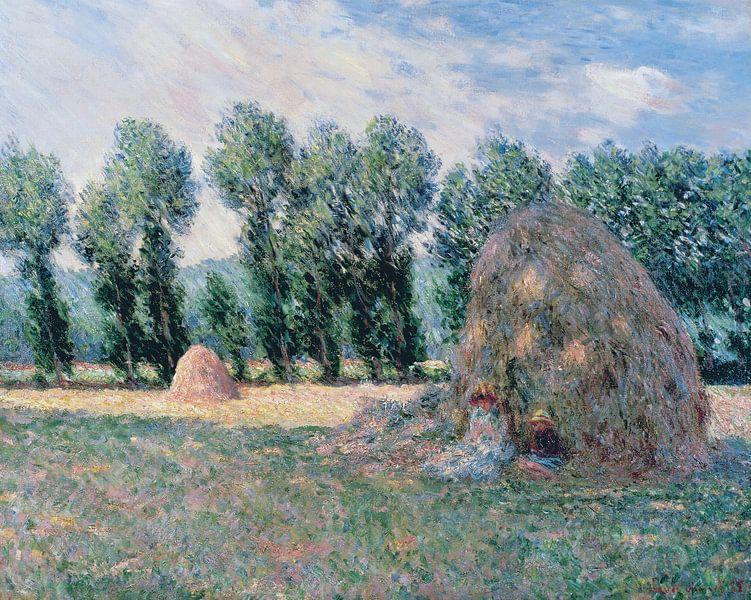 Heuhaufen, Claude Monet von The Masters