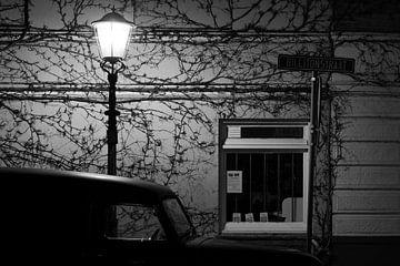 Nacht in de Archipelbuurt van Den Haag von Raoul Suermondt