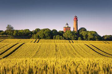 Lighthouses Kap Arkona (Putgarten) sur Dirk Wiemer